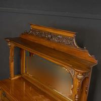 Late Victorian Mahogany Sideboard (5 of 19)