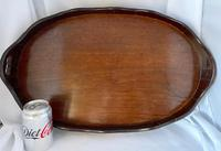 Georgian Mahogany Coopered Tray (6 of 8)