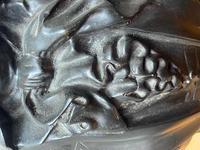 Classical Music Interest German Bronze Composer Ludwig Van Beethoven Bust Sculpture (10 of 25)
