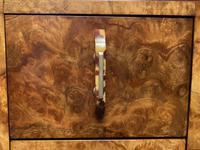 Stylish Art Deco Burr Walnut Dressing Table (5 of 20)