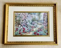 Beatrice Parsons Watercolour 'A Summer Garden' (2 of 2)