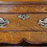 Georgian Pot Board Oak Dresser Base (4 of 13)