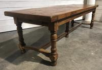 Wonderful Long French Farmhouse Dining Table (17 of 28)