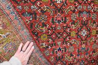 Antique Bijar rug 183x131cm (2 of 10)