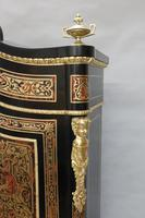 French 19th Century Louis XV Style Boulle Dressing Table (6 of 13)