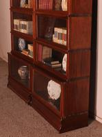 Pair of Globe Wernicke Mahogany Bookcases - 6 Elements (8 of 10)