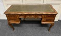 Fine Quality Burr Walnut Desk (12 of 25)