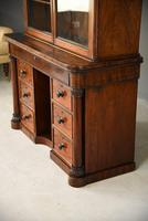 Antique Victorian Mahogany Gentlemans Dressing Table Bathroom Cabinet (5 of 12)