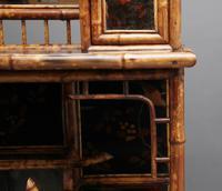 Impressive 19th Century Bamboo Cabinet (18 of 18)