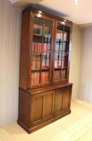 Large London Plane Cabinet Bookcase (7 of 8)