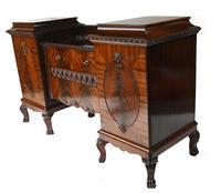 Gillows Sideboard Server Mahogany Buffet c.1880 (9 of 11)