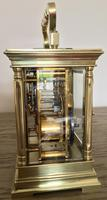 Large Fine Repeat Strike Carriage Clock (7 of 12)