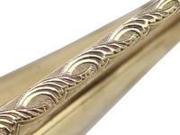 Sterling Silver Gilt Posy Holder - Antique Victorian (9 of 15)
