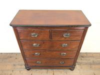 Antique Victorian Chest of Drawers (2 of 10)