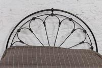 Lovely Very Original Winfield Double Iron Bed (6 of 9)