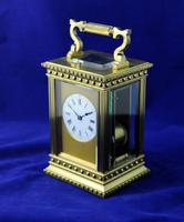 Henri Jacot Repeating Carriage Clock (9 of 11)