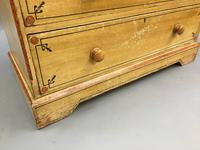 Victorian Painted Chest of Drawers (5 of 14)