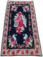 Vintage Caucasian Karabagh Kilim 2.77m x 1.49m (2 of 8)