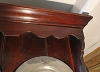 18th Century Antique English Georgian Oak Pad Foot Dresser & Rack (3 of 9)