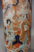 Exceptionally Good Late 19th Century Imari Stick Stand (5 of 5)