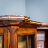 Art Nouveau Display Cabinet (8 of 11)