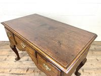 18th Century Oak Lowboy (9 of 10)