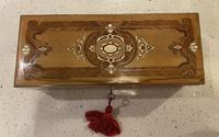 19th Century French Applewood Glove Box (2 of 17)