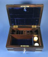 Georgian Brassbound Rosewood Medicine Box (19 of 25)