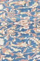 Fine antique Sultanabad carpet 365x263cm (4 of 5)