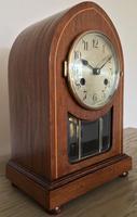 Fine Edwardian Eight Day Striking Clock (2 of 6)