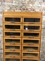 Art Deco 1920s Haberdashery Cabinet (4 of 4)