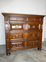 English Oak 19th Century Chest of Drawers