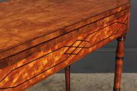 Regency Satinwood Tea Table (14 of 15)