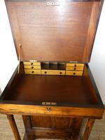 Fine English Regency Davenport Desk (2 of 14)