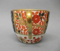 Coalport Bute Shape Cup & Saucer c.1810 (6 of 6)