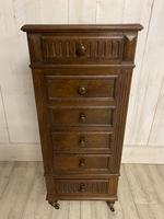 French C1890 Night Stand Bedside (2 of 4)