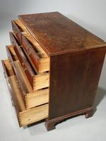 Good George III Period Mahogany Chest of Drawers (4 of 5)
