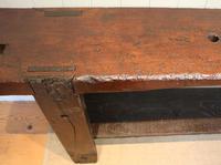 Long Rustic Beech Work Bench (11 of 11)