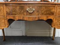 Burr Walnut Queen Anne Dressing Table (7 of 13)