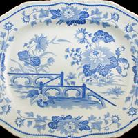 Stone China Meat Plate (2 of 7)