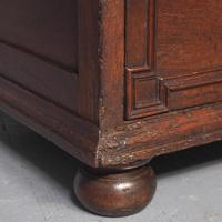 18th Century Jacobean Oak Chest of Drawers (8 of 10)