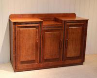 Early 20th Century Golden Oak Sideboard (3 of 10)
