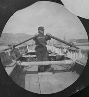 20 Glass Photograph Plates '115 Images' from a CP Stirn Spy Camera c.1890 (8 of 13)