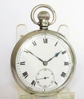 1931 Silver Cyma Pocket Watch (2 of 5)