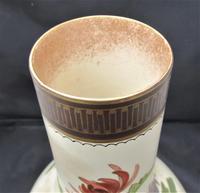 Doulton Burslem Large Eggshell Ground Vase c.1885 (8 of 11)