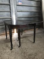 Regency concertina dining table (8 of 13)