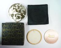 Unused Boxed Silver Plated Powder Compact 1960s (3 of 6)