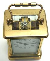 Rare Antique French 8-day Carriage Clock Classic and Sought After Design (10 of 11)
