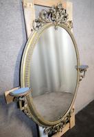 Victorian Gilt & Gesso Overmantle Mirror c.1870 (3 of 11)