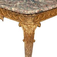 Victorian Giltwood Console Table (11 of 11)
